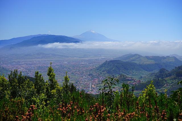 הר טיידה טנריף