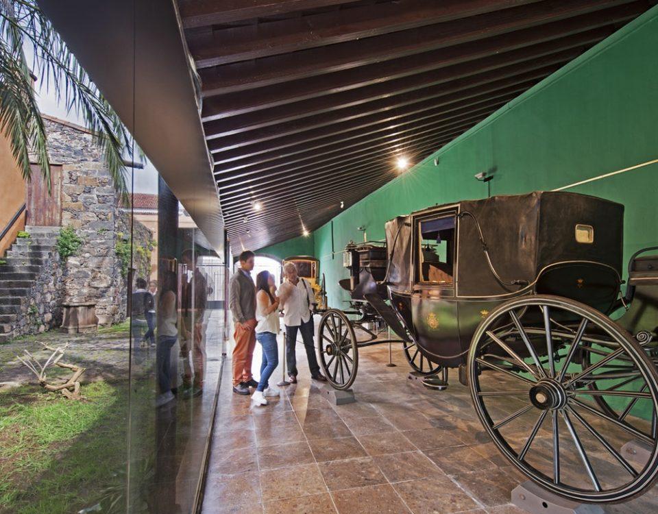 המוזיאון להיסטוריה ואנתרופולוגיה, קאזה לרקוארו